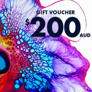 Shelee Art Gift Card 200AUD